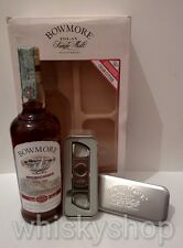 Bowmore CIGAR CUTTER Cask Strenght Islay Single Malt Scotch Whisky 56°