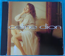 Celine Dion by Celine Dion (1992 self-titled CD, Epic, EK 52473)