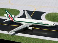 Gemini Jets GJAZA935 Alitalia Cargo Douglas MD-11F EI-UPE Diecast 1/400 Model