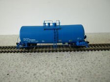 Blue Model Trains