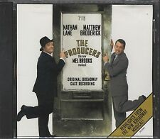 The Producers the new Mel BROOKS Musical highlights promo cd