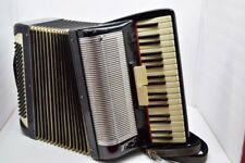 Scandalli Black Accordian 191/40  Made in Italy (PD1035881)