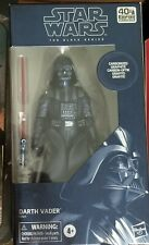 "Star Wars The Black Series Carbonized Darth Vader 6"" Action Figure"