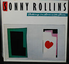 Sonny Rollins ‎– Falling In Love With Jazz
