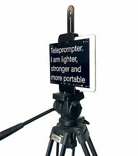 Glide Gear iPad Tablet Mount Tripod Grip Teleprompter Holder Stand Adapter SYL 2