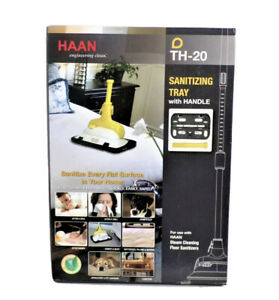 HAAN TH-20 Sanitizing Tray w/ Handle Use w/ HAAN Steam Cleaning Floor Sanitizer