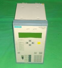 SIEMENS 7SJ6225-5EB92-1FE0 SIPROTEC Overcurrent Protection Relay (#2055)