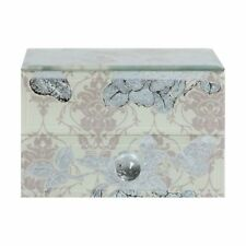 Sophia - Jewellery Box Gold Silver Butterfly Collection - One Drawer