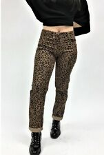 L&B Leopard Boyfriend Jeans - Size 16 - New With Tags!