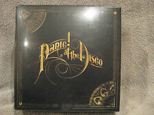 Panic! At The Disco ‎- Vices & Virtues Limited Edition Deluxe Box Set (NEW)