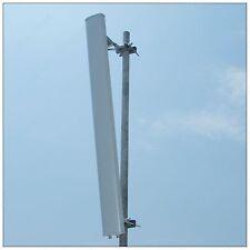 2*17dBi 300Mbps WiFi Wlan MIMO Horizontal 120 Sector Antenna RLKP-2327-D17x2L120