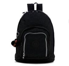 Kipling Hiker Expandable Backpack Black *Brand New*