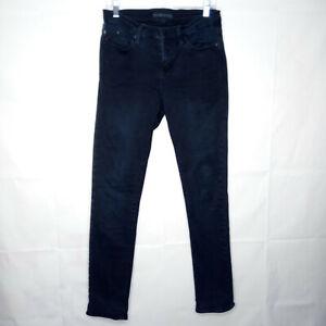 Rock & Republic Berlin Jeans Skinny Women Size 8 Dark Blue