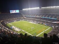 2 Tickets to the Chicago Bears vs Detroit Lions at Soldier Field