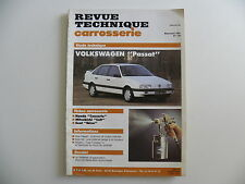 revue technique automobile carrosserie RTA VW PASSAT n° 130