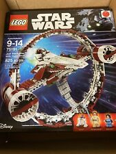 LEGO Star Wars Episode II: Jedi Starfighter With Hyperdrive 75191 NIB 2017 NEW