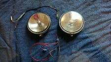 Vintage Ford Carello chrome fog light lamp Capri Cortina MK2 MK1 Escort Granada