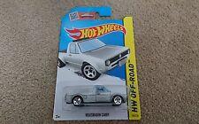 hot wheels vw caddy volkswagen Mattel No 124/250