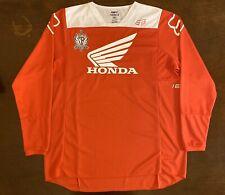 Rare Fox Honda Nicky Hayden 69 Motocross Jersey