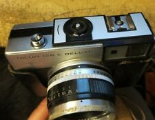 vintage Ricoh 126C Deluxe 40mm 1:2.8 film camera