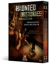 HAUNTED HISTORIES HISTORY CHANNEL DOCUMENTARIES COLLECTION BOXSET NEW 5 DVD R4