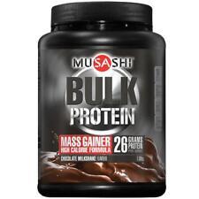 Musashi Bulk Protein Mass Gainer Chocolate 1.08KG