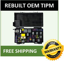 2011 DODGE RAM 1500 TIPM / Fuse Box / Fuse & Relay Junction Box OEM 04692319