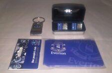 Everton Football Gift Set - Travel Wallet, Cufflinks & Keyring Xmas Gift