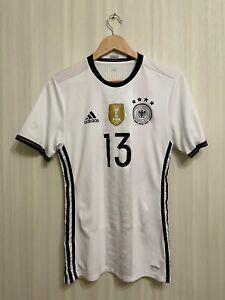 AUTHENTIC Deutschland 2016/2017 Home Size S Adidas Adizero shirt jersey Germany