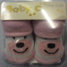 Bottines fille rose pour bébé