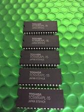 TC5565APL-12, TC5565APL-15, TC5565 STATIC RAM CMOS 65,536 BIT, *X2* £3.75ea