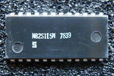 N82S115N 512x8bit field programmable bipolar PROM, Signetics