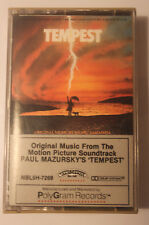 Paul Mazursky's 'Tempest' Original Music From the Motion Picture Soundtrack 1982