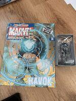 Eaglemoss The Classic Marvel Figurine Collection 74 Havok