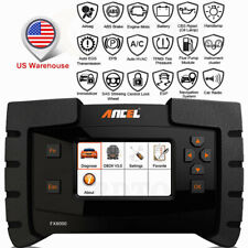 FX6000 Automotive OBD2 Oil Airbag EPS IMMO Engine Diagnostic Tool All System Sca