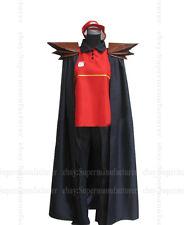 The Devil Is a Part-Timer! Sadao Maou Satan Jacob Cosplay Uniform COS Costume