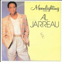 Al Jarreau - Moonlighting (theme) - 7in vinyl - U 8407 - 1987