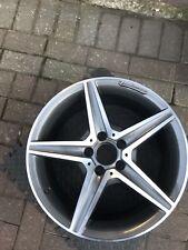 "Mercedes C Class W205 18"" Alloy Wheel 8.5jx18 et49 A2054011200 Refurbed"