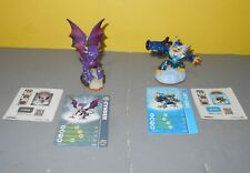 Skylanders Giants Jet Vac Cynder NEW with Code & Card - Works With Swap Force