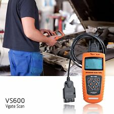 Universal VS600 OBD2 EOBD CAN BUS Fault Code scanner Diagnostic Vgate Scan Tools