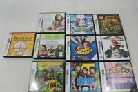 Lot Of Nintendo DS Games #10 All Come With Box