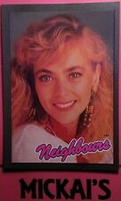"""TOPPS """"NEIGHBOURS"""" TRADING CARD NUMBER 1 - 1988 (Grundy Television) - New & Mint"""