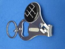 5 SPEED PATTERN #1 KEY RING NAIL CLIPPER BOTTLE OPENER #501