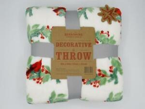 Berkshire DECORATIVE Soft & Warm Throw