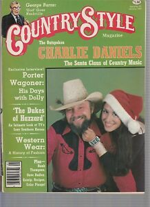 Country Style-Jan. 1981. Charlie Daniels-----3