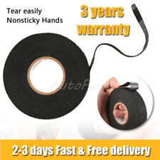 More details for new anti squeak anti rattle self adhesive felt tape 25mm x 10m uk fast & free