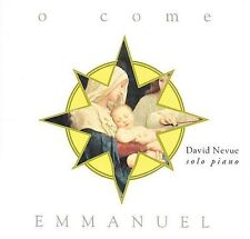 O Come Emmanuel by David Nevue CD 2003 Midnight Rain Productions) BRAND NEW  #15