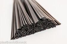 P/E Plastic welding rods mix black 100 pieces car bumpers body kit repairs