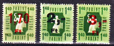 HUNGARY - 1953. Parcel Post Stamps - MNH