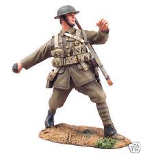 BRITAINS soldats d'infanterie britannique lance grenade 23013